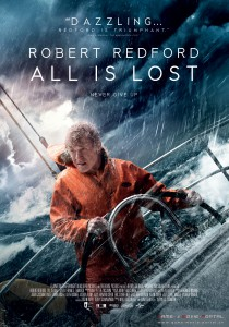 2014.01.10 Filmplakat All is Lost