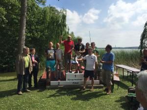 RSG 53 e.V. - Siegerehrung Bürgermeisterpokal 2015